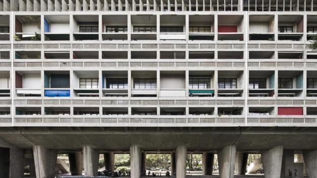 Materiales de la Unidad Habitacional.