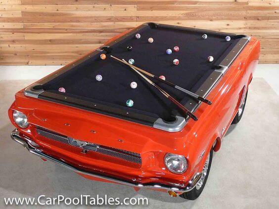 Cómo decorar el hogar con partes de coches