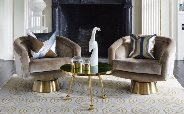 Muebles art déco para tu salón
