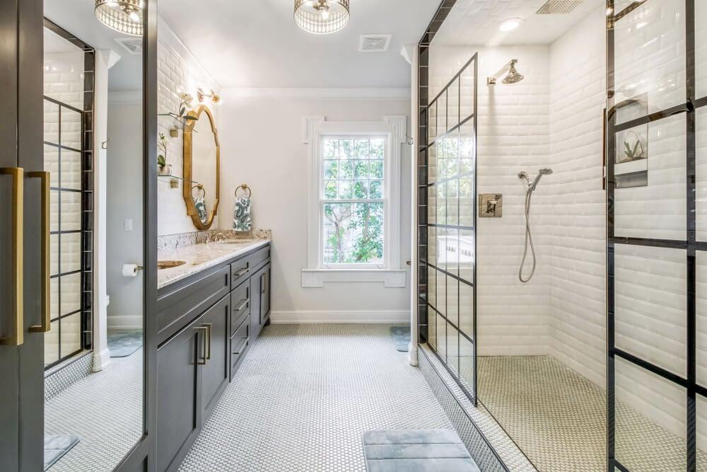 Las nuevas tendencias en baños