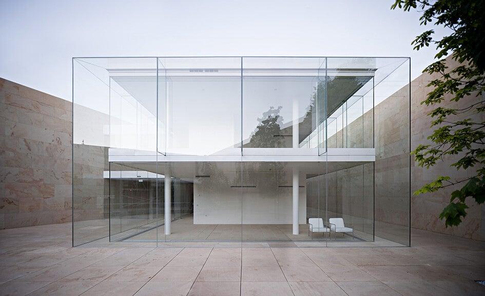 Arquitectura y diseño de Alberto Campo Baeza