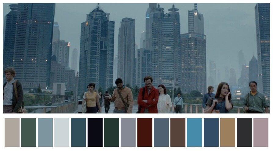 Los colores en el cine de Spike Jonze