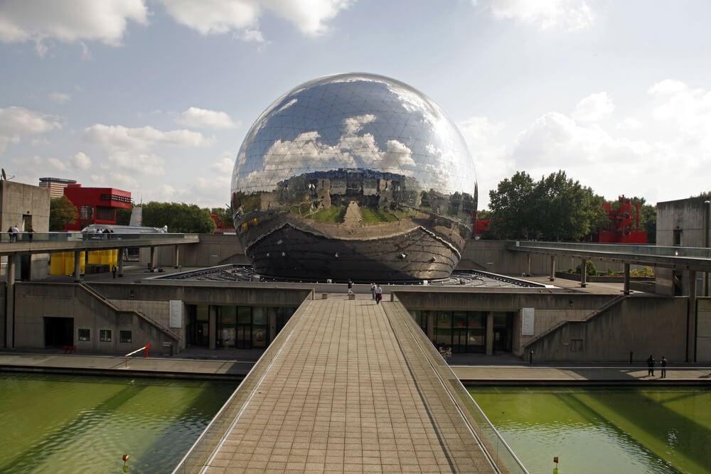 Parque de la Villette.