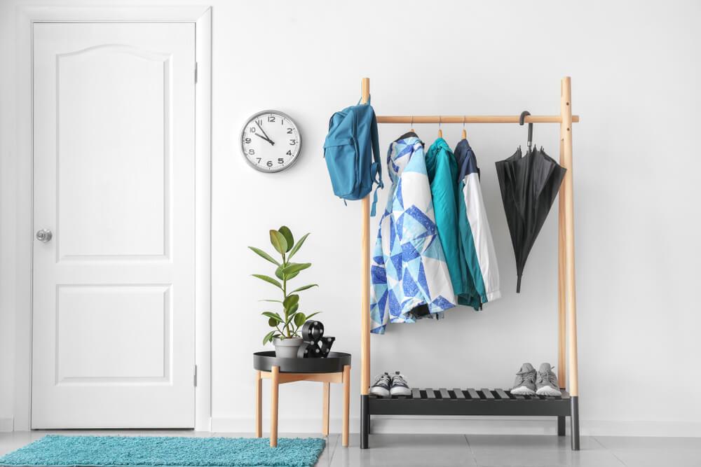 3 percheros originales para tu dormitorio