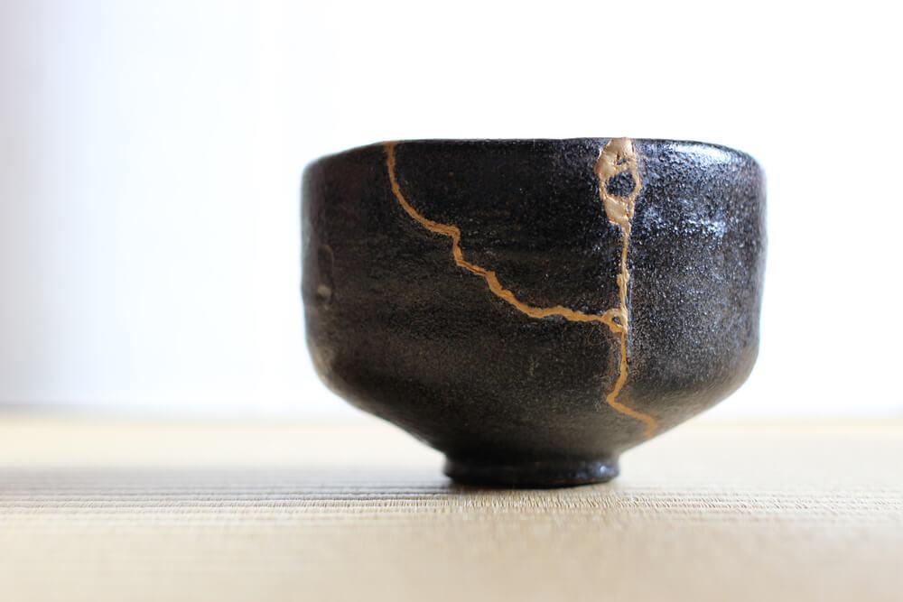 Kintsugi, la segunda oportunidad de la cerámica