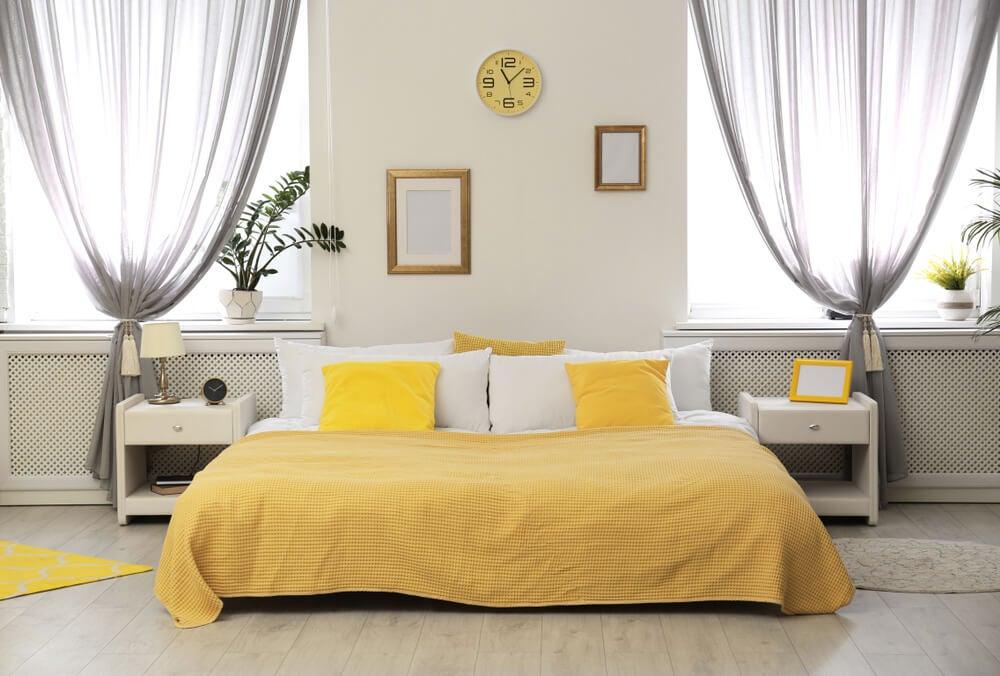 Cortinas cl sicas todas las formas y estilos mi decoraci n - Formas de cortinas ...