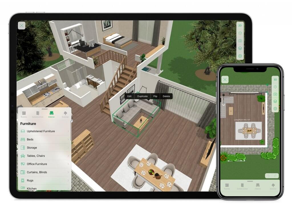 App Planner 5D.
