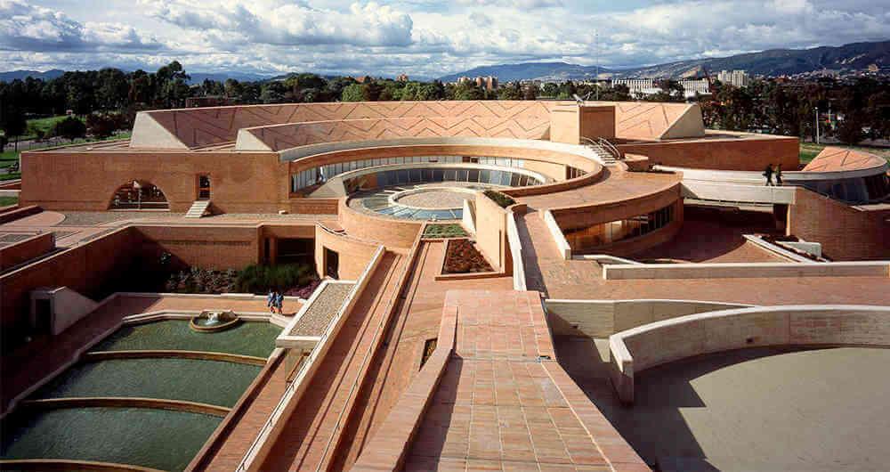 La arquitectura de ladrillo de Rogelio Salmona