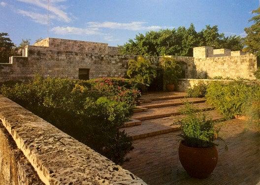 Casa presidencial del Fuerte San Juan de Manzanillo, Cartagena.