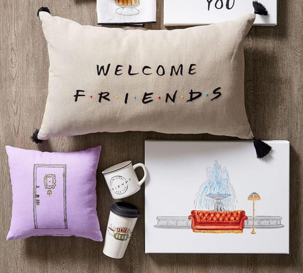 Colección de Friends.