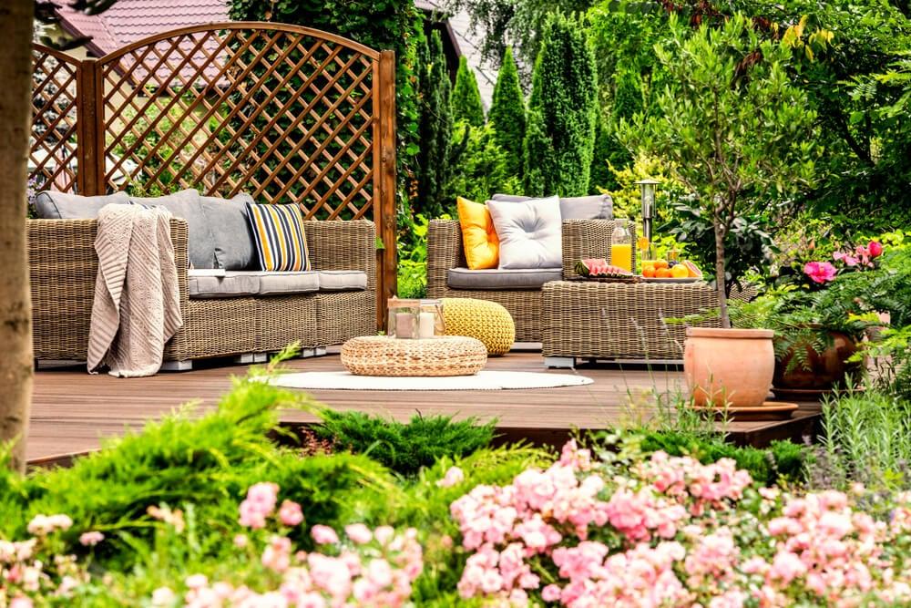 Ideas originales para decorar el jard n y la terraza - Ideas originales jardin ...