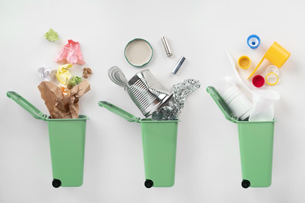 Plástico sostenible para la decoración