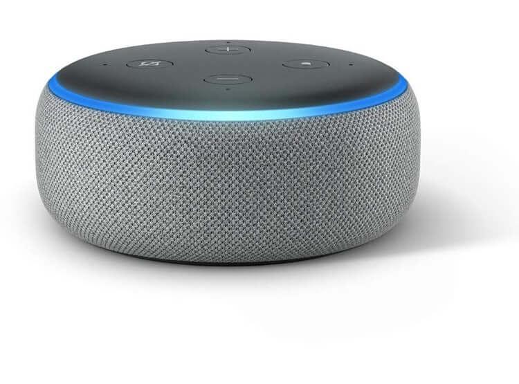 Echo & Alexa de Amazon.