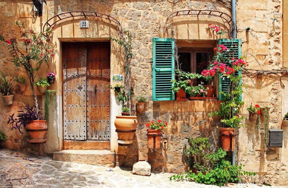 El estilo mediterráneo, una casa con sabor muy nuestro
