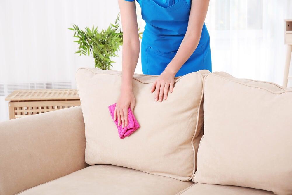 Cómo quitar el moho de los textiles