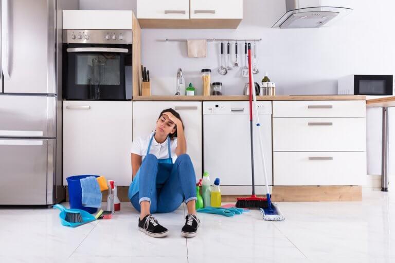 Trucos para motivarse a la hora de limpiar el hogar