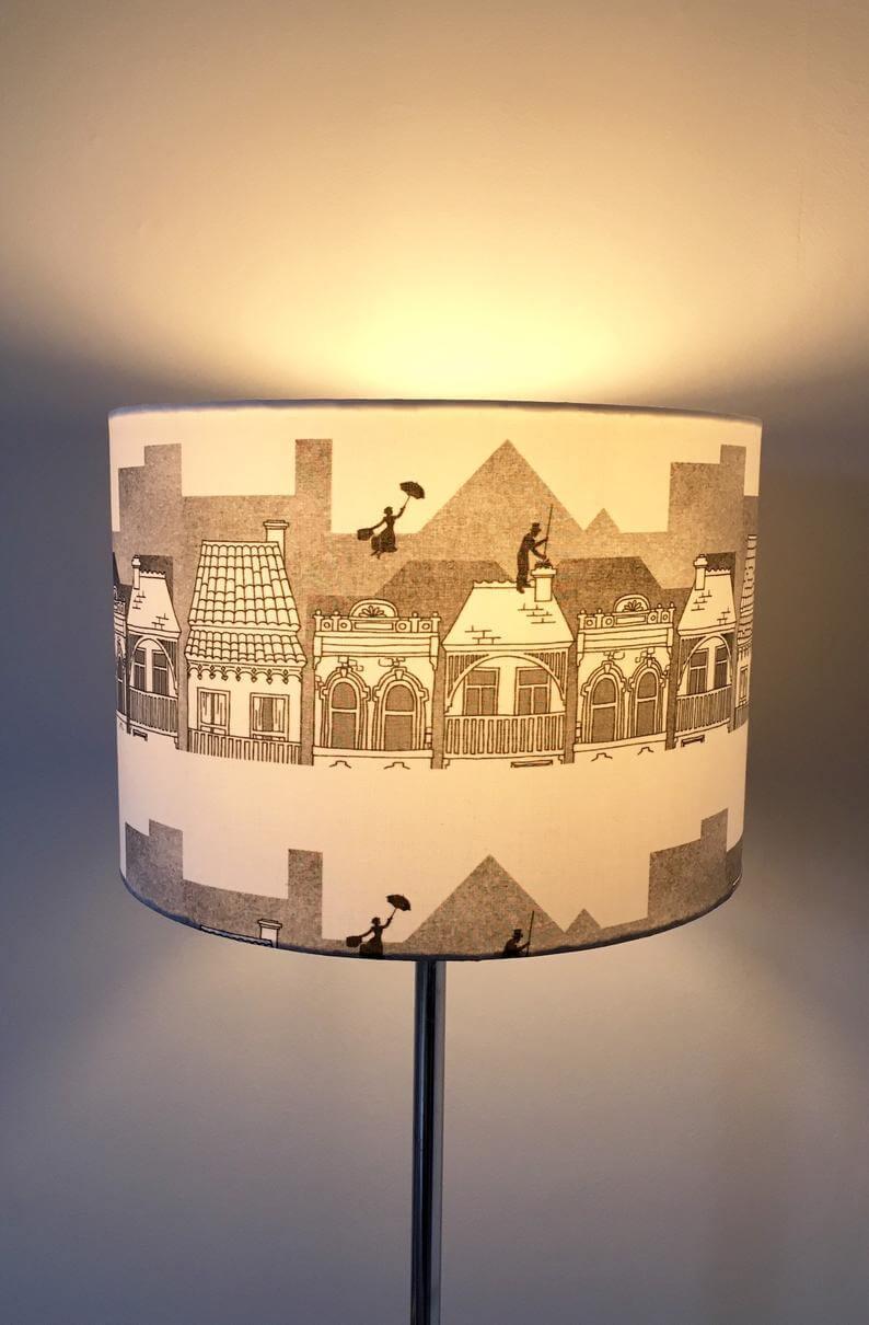 Cómo hacer una pantalla de lámpara