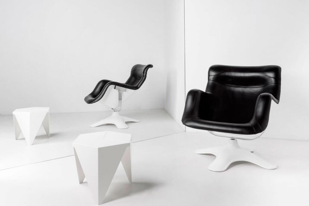 La silla Karuselli: comodidad y depuración formal