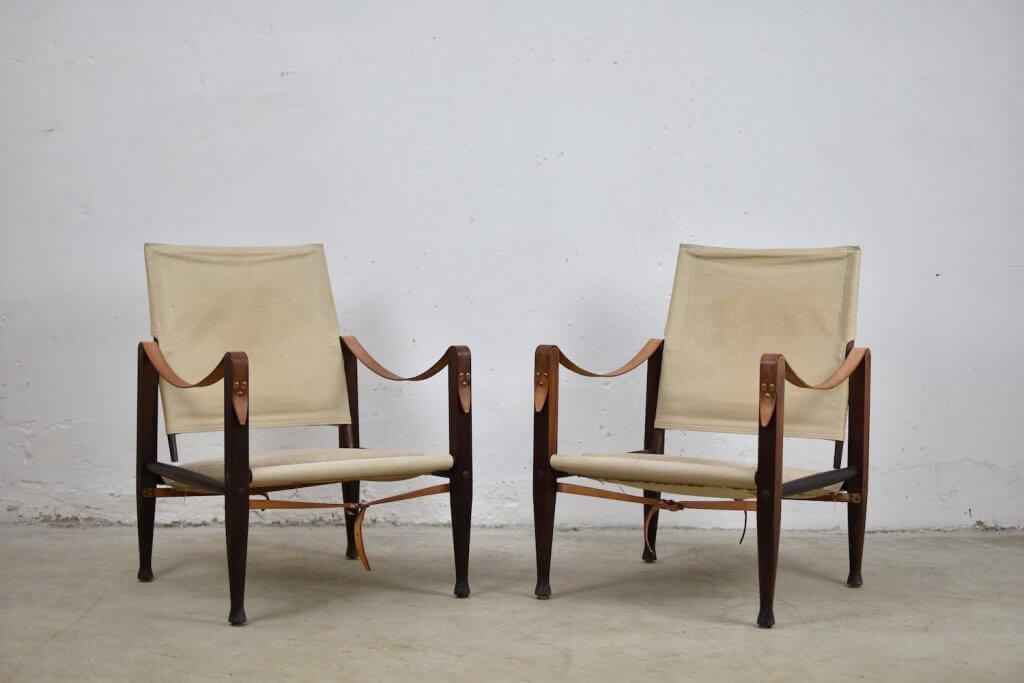 Los diseños modernos de Kaare Klint