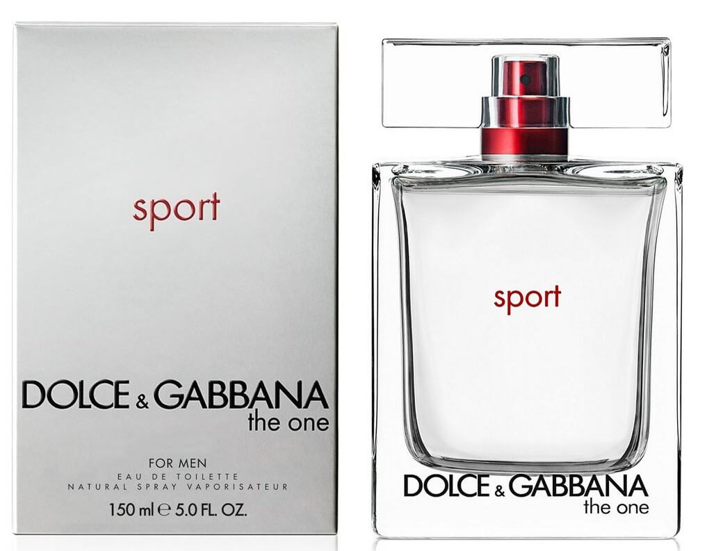 The one sport, de Dolce&Gabbana.