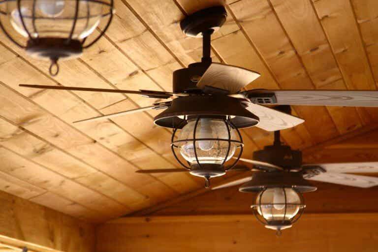 Ventajas de un ventilador de techo