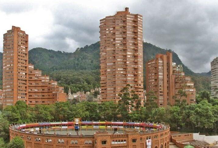 Torres del Parque, Bogotá.