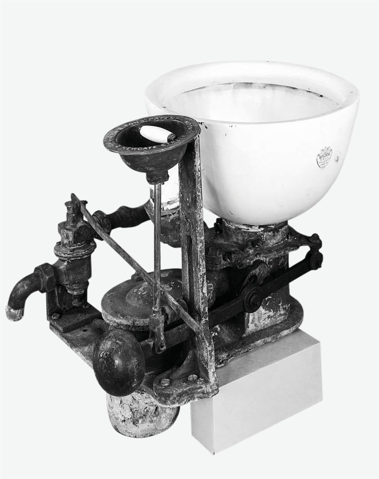 La historia de los baños modernos