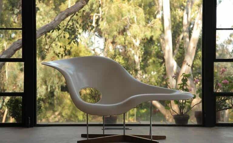 La Chaise, cuando el arte cobra forma