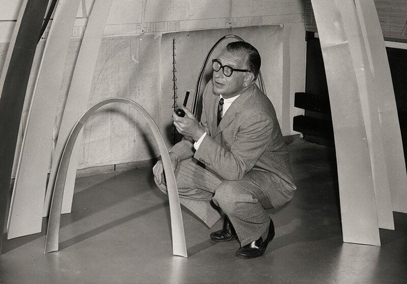 Eero Saarinen.