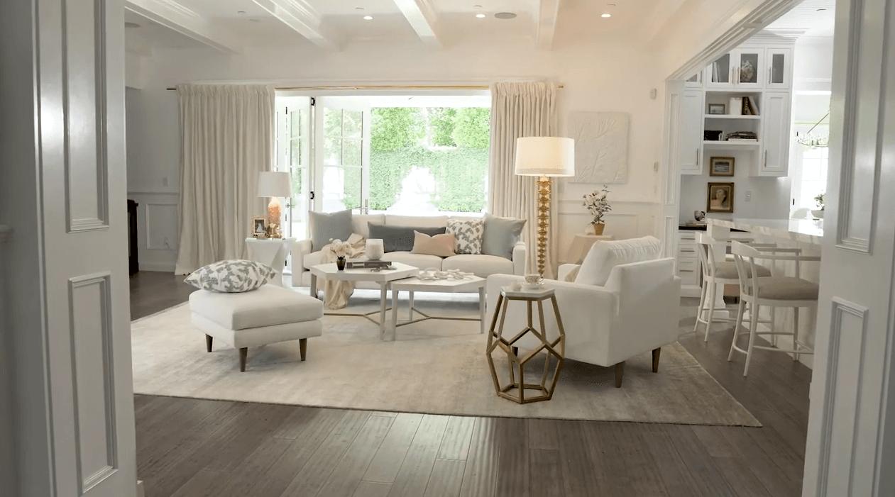 Colección de muebles y complementos Miranda Kerr