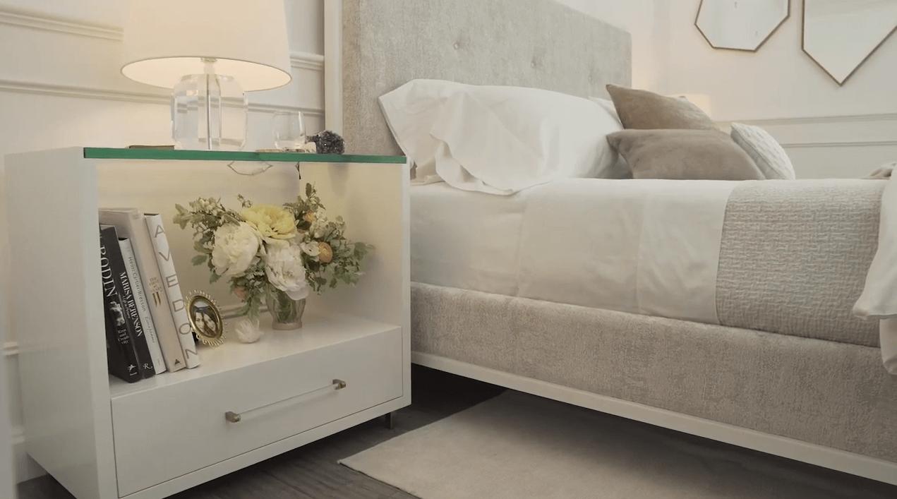Muebles de la diseñadora Kerr