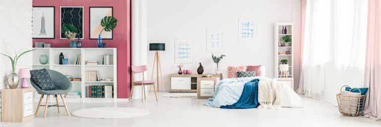 Reduce la sensación de estrés a través de la decoración de hogar