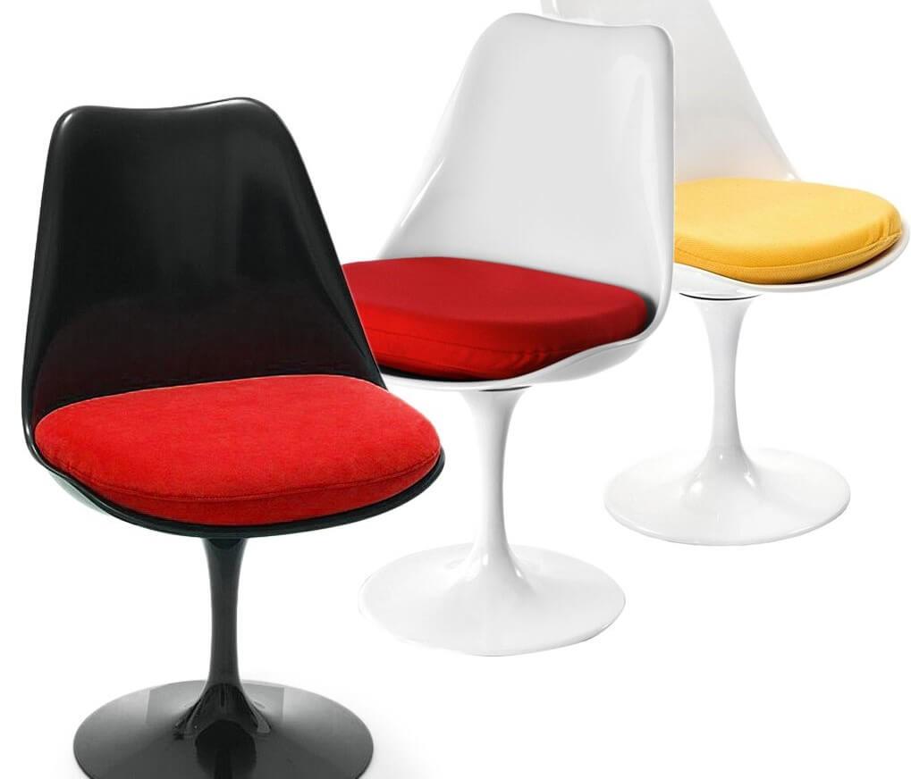 Tipos de silla Tulip.