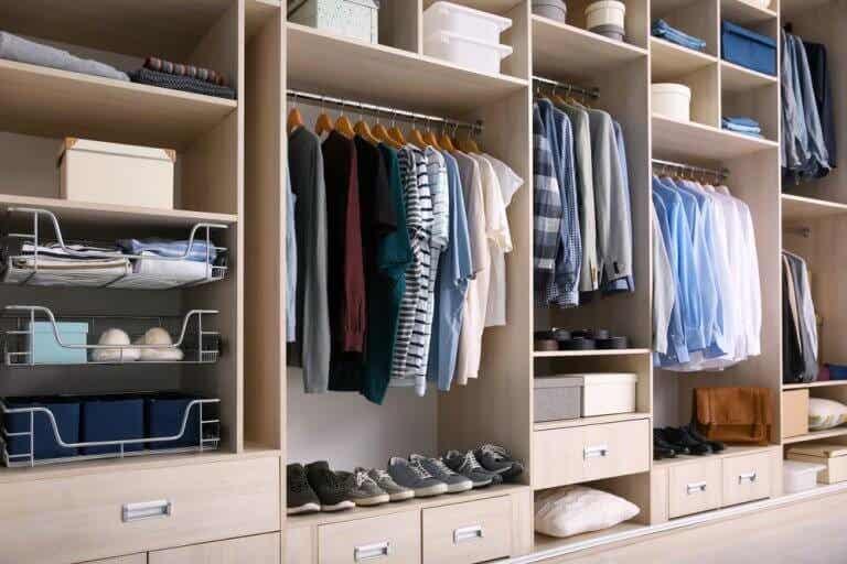 Cómo organizar el armario con el cambio de estación