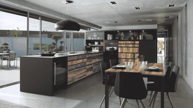Cocinas a medida, un ambiente acogedor