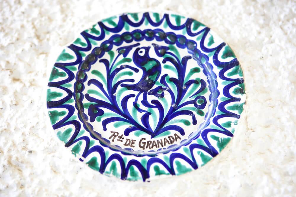 Conservación de la cerámica granadina.