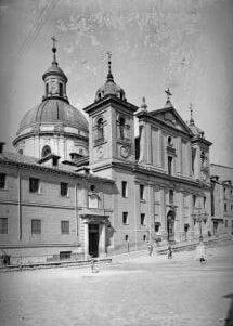 Edificio original de las Escuelas Pías de Lavapiés