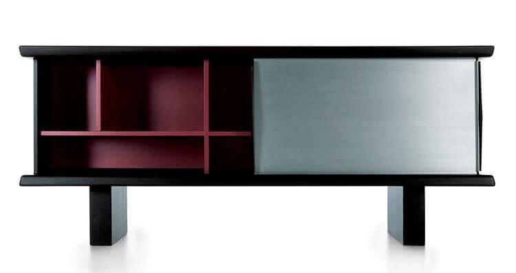 Mueble de Charlotte Perriand.
