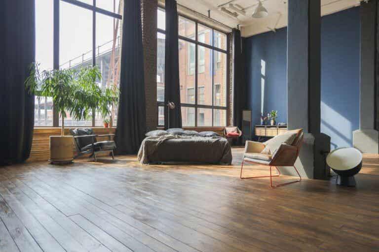 Consejos para organizar tu loft