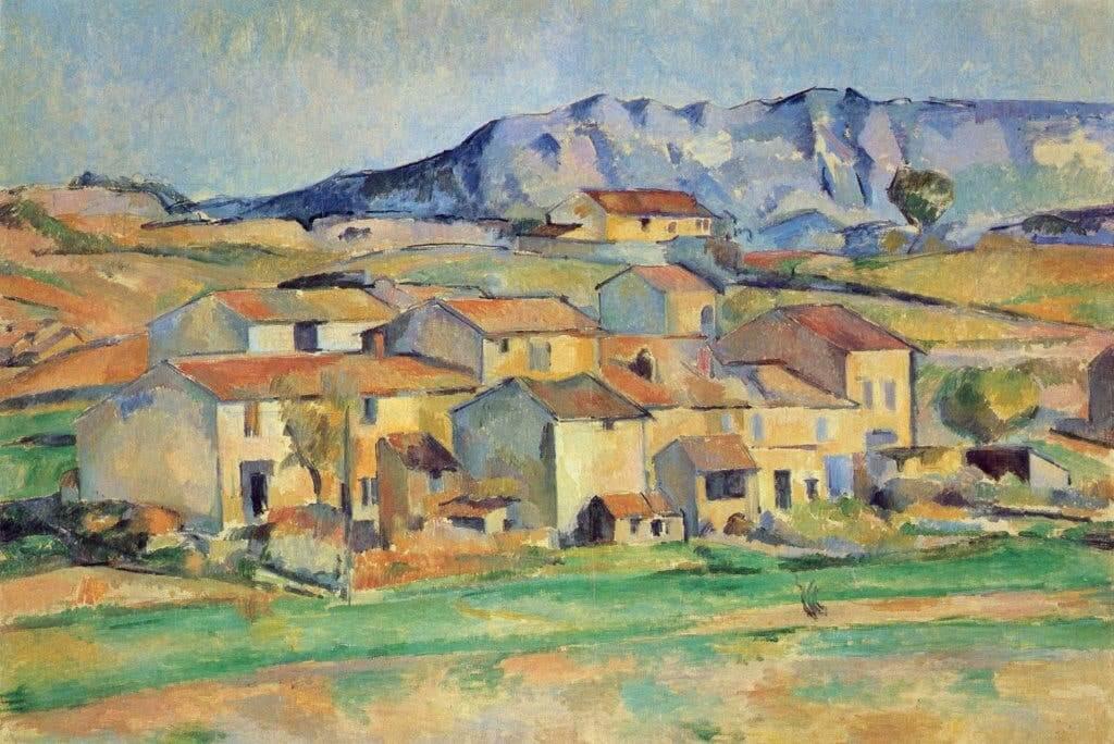 Paul Cezanne.