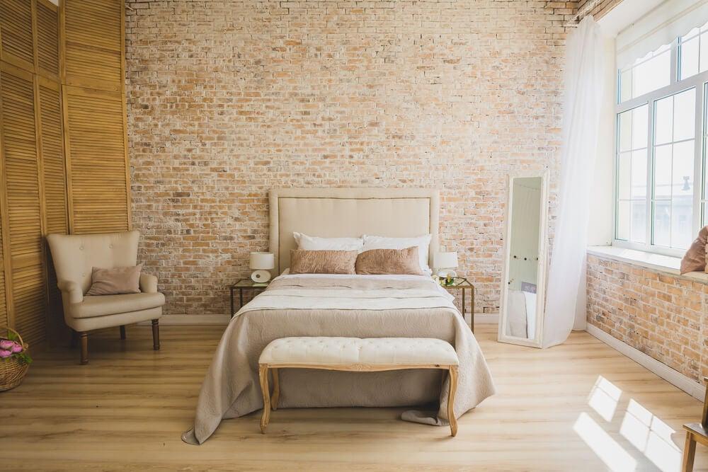 ¿Cómo incorporar la piedra en tu dormitorio?