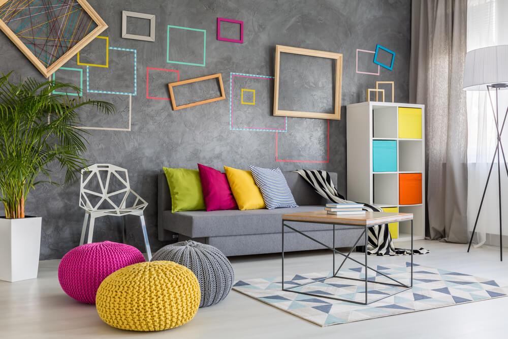 Convierte tu piso de alquiler en un hogar acogedor
