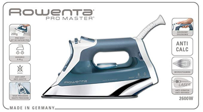 Rowenta Pro Master.