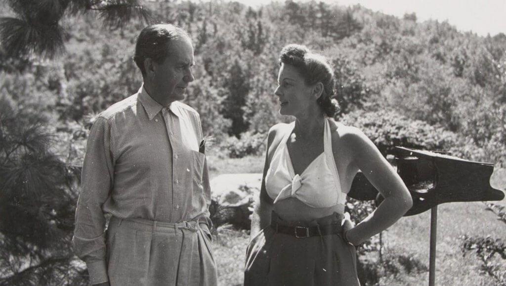 Walter e Ise Gropius, Bauhaus.