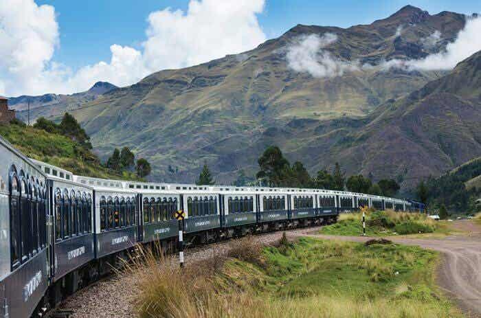 ¿Cómo es el tren más lujoso de Latinoamérica?
