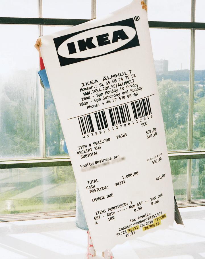 Colección de Ikea para jóvenes