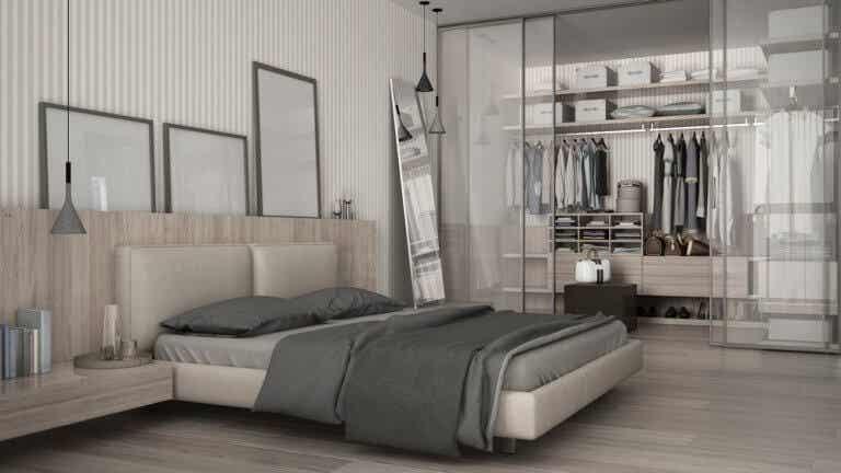 Ideas para renovar tus armarios y vestidores