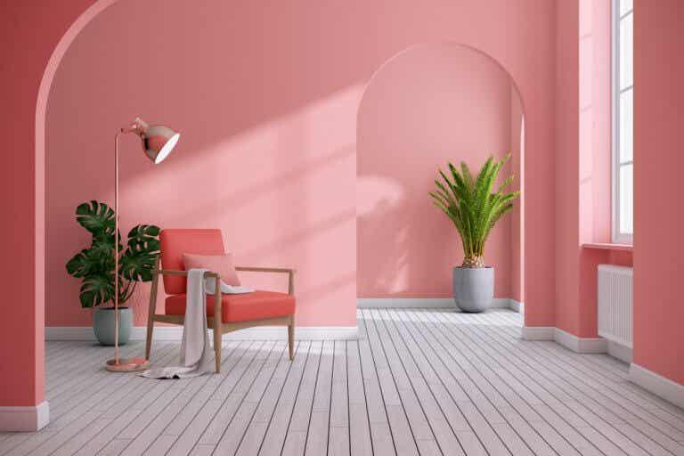 Decoración en color rosa: ¡Fuera prejuicios!