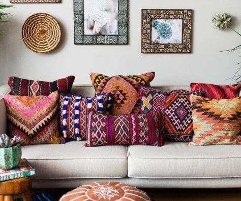 ¿Cómo integrar el estilo étnico andino en tu hogar?