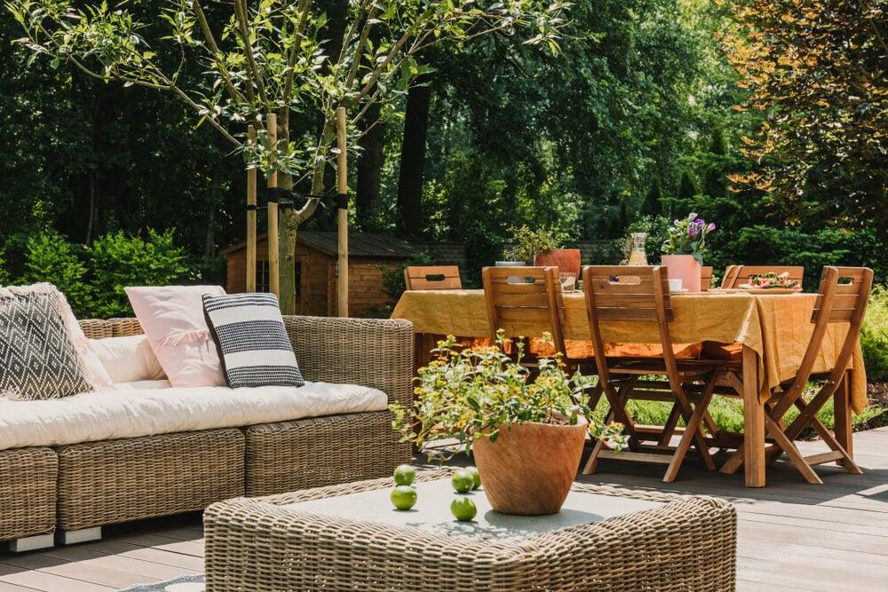 Cómo convertir el jardín en un espacio de recreo